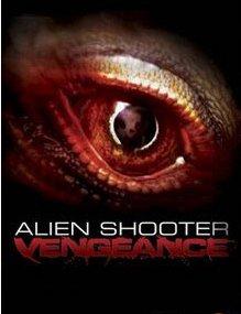 بازی جاوا و ۳ بعدی Alien Shooter برای گوشی های جاوا